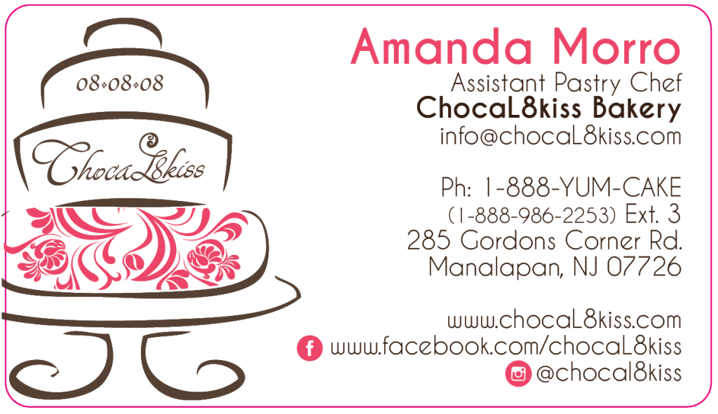 Amanda Business Card